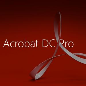adobe acrobat pro dc free