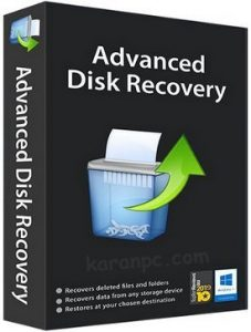 advanced disk recovery tool free
