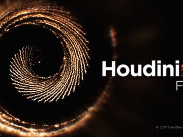 SideFX-Houdini fX