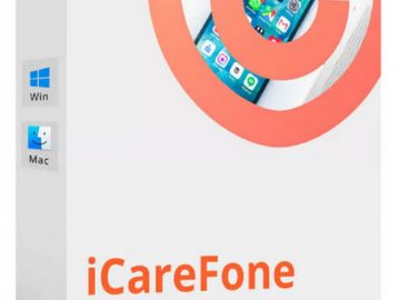 Tenorshare-iCareFone version